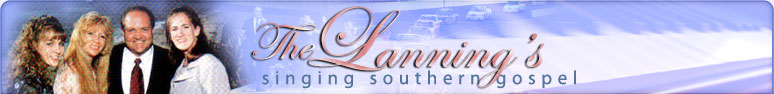 The Lannings - Signing Southern Gospel